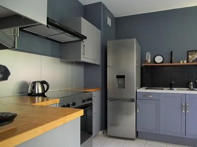 APPARTEMENT T2 A VENDRE - LAMBERSART - 51,29 m2 - 145000 €