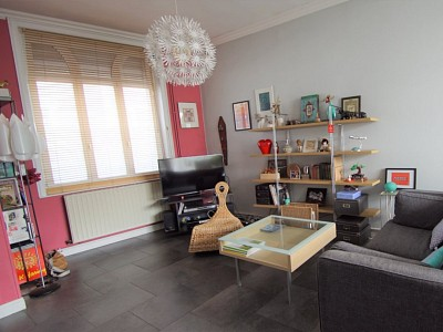 MAISON A VENDRE - LAMBERSART - 90 m2 - 299000 €