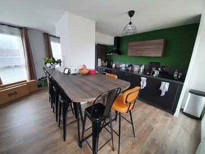 APPARTEMENT T2 A VENDRE - LILLE WAZEMMES - 70 m2 - 235000 €
