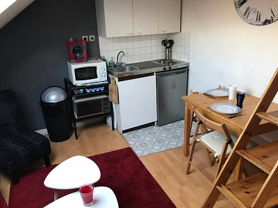 APPARTEMENT T1 A VENDRE - LILLE GAMBETTA - 29 m2 - 126000 €