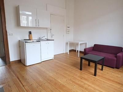 APPARTEMENT T2 A LOUER - LILLE GAMBETTA - 28 m2 - 590 € charges comprises par mois