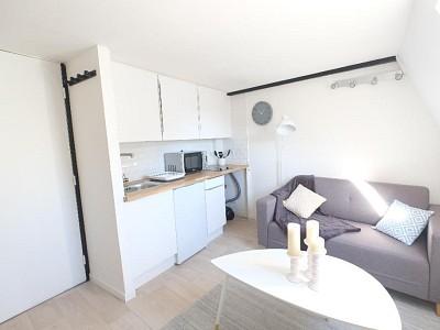 APPARTEMENT T2 A LOUER - LILLE ST MICHEL - 17,77 m2 - 570 € charges comprises par mois