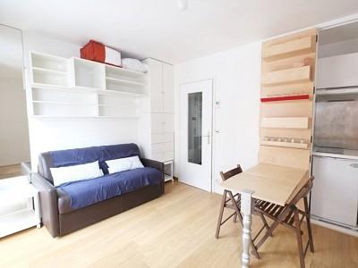 STUDIO A LOUER - LILLE CENTRE - 18,46 m2 - 520 € charges comprises par mois