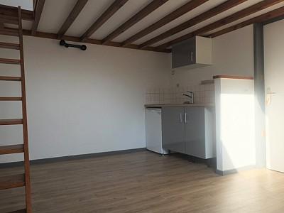 APPARTEMENT T1 A LOUER - LILLE MONTEBELLO - 15,41 m2 - 570 € charges comprises par mois