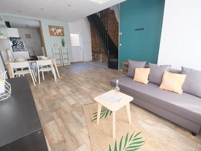 CHAMBRE A LOUER - LILLE ST MAURICE - 29,3 m2 - 380 € charges comprises par mois