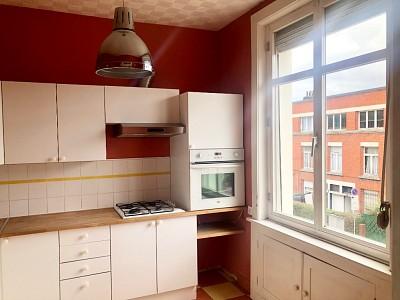 APPARTEMENT T2 A LOUER - TOURCOING - 51,3 m2 - 660 € charges comprises par mois
