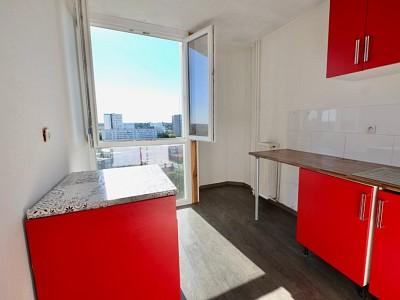 APPARTEMENT T2 A VENDRE - MONS EN BAROEUL - 53 m2 - 91000 €
