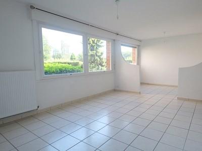 APPARTEMENT T4 A LOUER - LAMBERSART - 90 m2 - 960 € charges comprises par mois