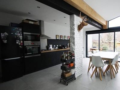 MAISON A VENDRE - LAMBERSART - 114 m2 - 449000 €