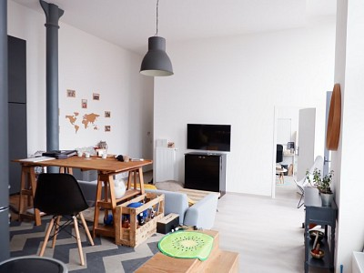 APPARTEMENT T3 A VENDRE - HELLEMMES LILLE - 74,21 m2 - 256000 €