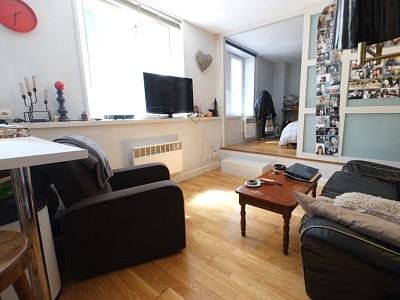 APPARTEMENT T2 A VENDRE - LILLE CORMONTAIGNE - 33,65 m2 - 143000 €