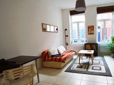 APPARTEMENT T2 A VENDRE - LILLE SOLFERINO - 33 m2 - 139000 €