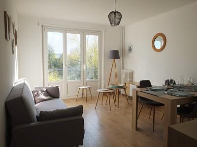 CHAMBRE A LOUER - LILLE BOIS BLANC - 18,98 m2 - 486,25 € charges comprises par mois