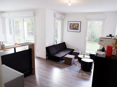 APPARTEMENT T3 A VENDRE - FACHES THUMESNIL - 61,04 m2 - 243000 €