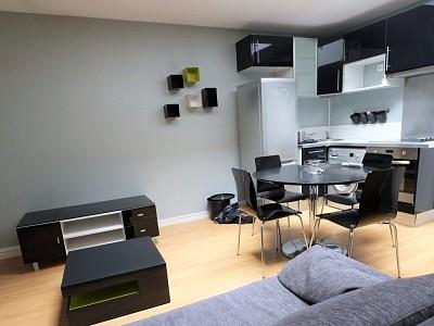 APPARTEMENT T2 A VENDRE - LILLE CORMONTAIGNE - 32,85 m2 - 117000 €