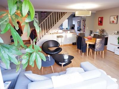 APPARTEMENT T4 A VENDRE - VILLENEUVE D ASCQ FLERS - 89,02 m2 - 306000 €