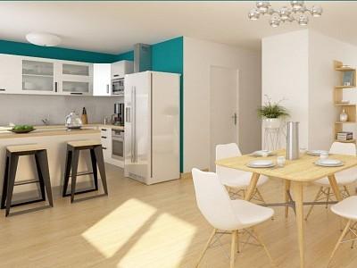 MAISON A VENDRE - LOOS - 120 m2 - 279000 €