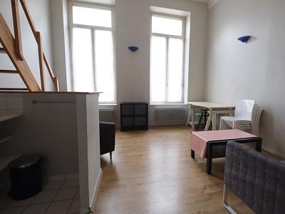 APPARTEMENT T1 - LILLE CENTRE - 31 m2 - VENDU