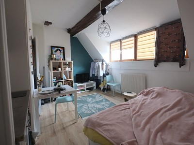STUDIO A LOUER - LILLE CENTRE - 16,86 m2 - 540 € charges comprises par mois