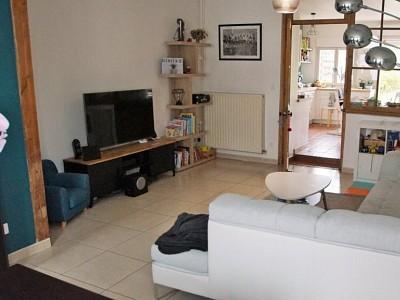MAISON - LAMBERSART - 100 m2 - LOUÉ