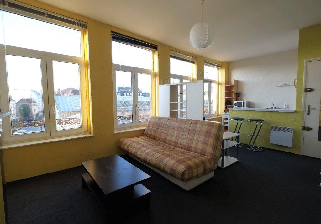appartement t1 lille centre 25 m2 109 000 immobilier lille in dit immobilier l. Black Bedroom Furniture Sets. Home Design Ideas