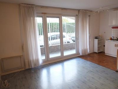 APPARTEMENT T1 A VENDRE - LILLE VAUBAN - 31 m2 - 117000 €