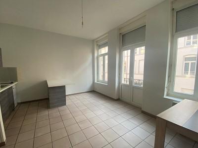 APPARTEMENT T2 A LOUER - LILLE VAUBAN - 40,18 m2 - 640 € charges comprises par mois