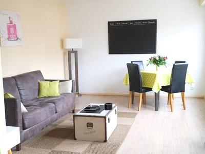 APPARTEMENT T2 A VENDRE - LILLE CORMONTAIGNE - 43 m2 - 169000 €