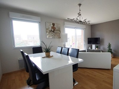 APPARTEMENT T3 A VENDRE - ST ANDRE LEZ LILLE - 66,45 m2 - 217000 €