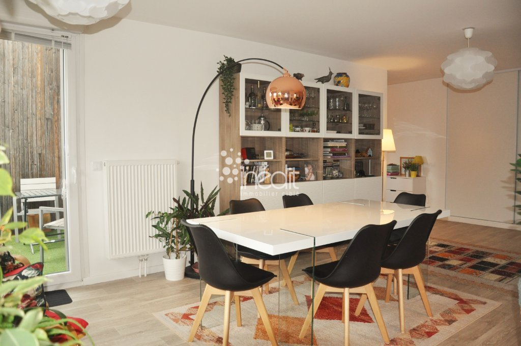 APPARTEMENT T4 A VENDRE - LILLE EURATECHNOLOGIE - 90,7 m2 - 275 000 €