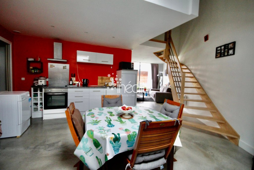 APPARTEMENT T3 A VENDRE - TOURCOING - 53 m2 - 143000 €