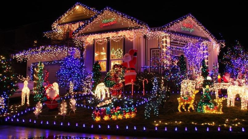 Peut-on tout faire en matière de décorations de Noël ?